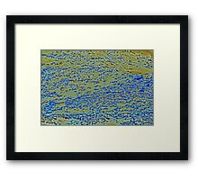 Trippy Hippy Framed Print