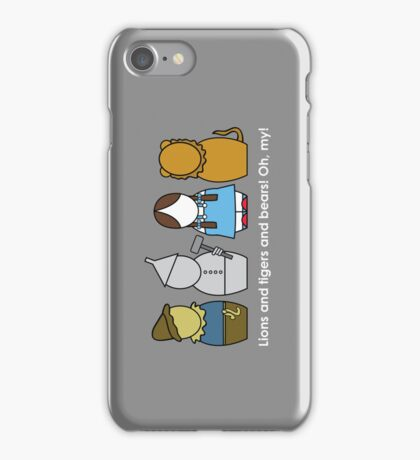 Wizard of Oz  iPhone Case/Skin