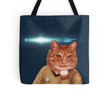William Catner  Tote Bag