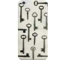 The Key Collection IPhone Case iPhone Case/Skin