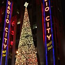A New York Christmas by Barbara  Brown
