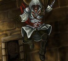 Assassins Creed by Billi French