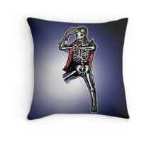 Marty Mcfly BTTF zombiecraig. Throw Pillow