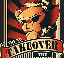 Take over the world by piercek26
