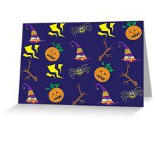 Halloween Dream Team Greeting Card