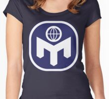 Mensa Real Genius Women's Fitted Scoop T-Shirt