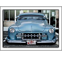 James Dean Hotrod Photographic Print