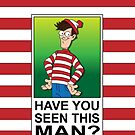 Where's Waldo/Wally by Iain Maynard