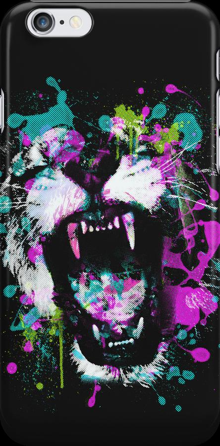 LION RAWR by Griggitee
