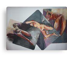 Tessellated 10 Canvas Print