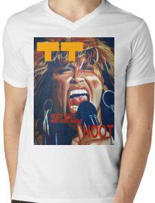TT T-Shirt Mens V-Neck T-Shirt