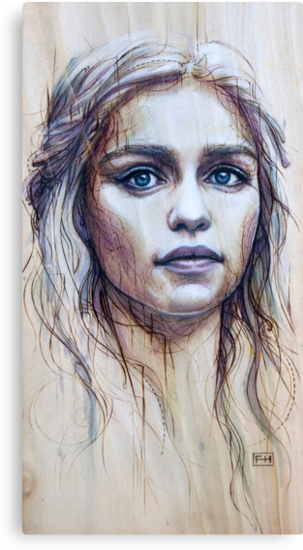 Daenerys by Fay Helfer