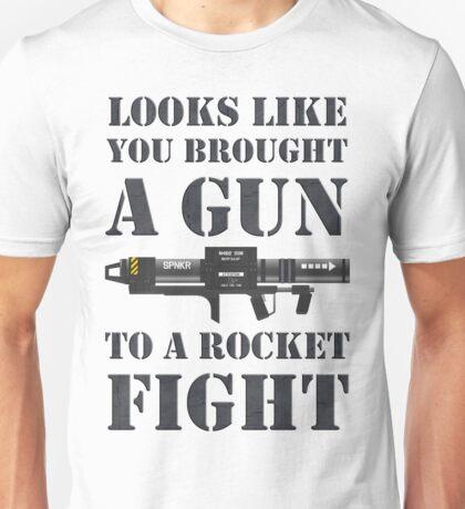 Should have brought something bigger... Unisex T-Shirt