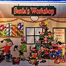 Santa's Workshop  by Chuck Gardner