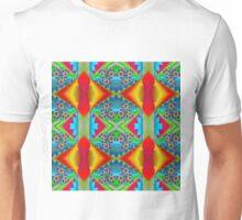 Flowers Colours QR Unisex T-Shirt