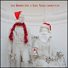 Victoria & Albert Christmas card by beanphoto