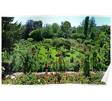 Monet's Gardens of Giverny  Poster