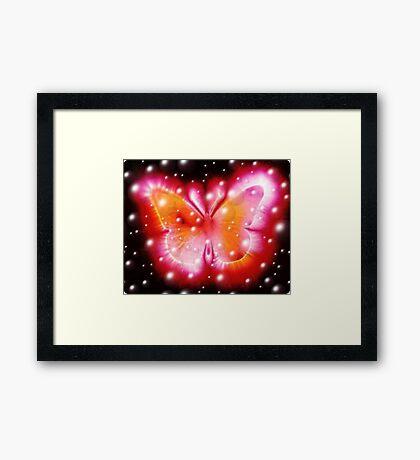 ~ Papilio Atomicus ~ Framed Print