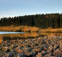 Alwen Reservoir: Take 3 by David J Knight
