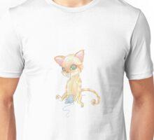 kitten and yarn Unisex T-Shirt
