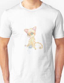 kitten and yarn T-Shirt