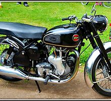 VELOCETTE VENOM. 500CC SINGLE. by ronsaunders47