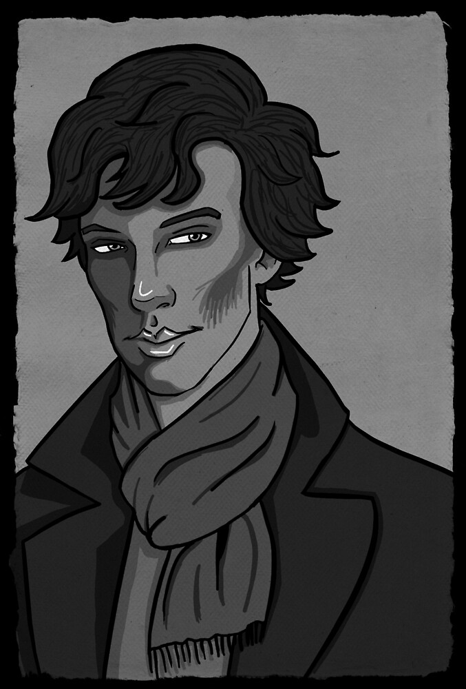 Sherlock by drwhofreak