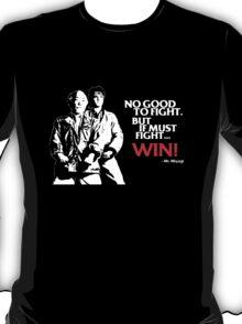 Karate Kid - No Good to Fight T-Shirt