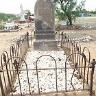 grave Charters Towers Pioneer Cemetery by myhobby