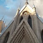 Cathedral Spires by Glenn McCarthy