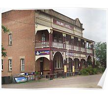 Ravenswood Pub, Ravenswood, Queensland, Australia Poster