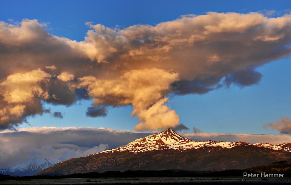 Sunset Cloud by Peter Hammer