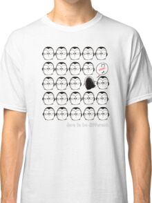 Dare To Be Different Classic T-Shirt
