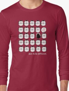 Dare To Be Different Long Sleeve T-Shirt