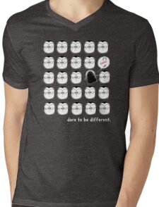 Dare To Be Different Mens V-Neck T-Shirt