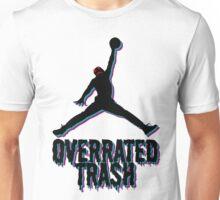 Michael Jordan Is Overrated Trash Unisex T-Shirt