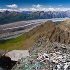 Kennecott Glacier by Walter Quirtmair