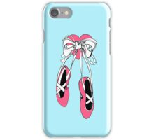 Heart of a dancer iPhone Case/Skin