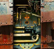 Steam Punk Portal - iPhone Case by Christopher Herrfurth