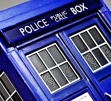 Police Box by Nick Egglington