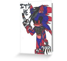 It's me~ Greeting Card