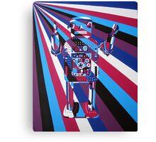 Robot No4 Canvas Print