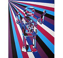 Robot No4 Photographic Print