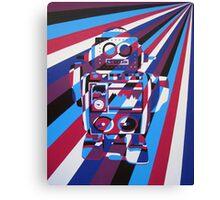 Robot No3 Canvas Print