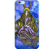 Bunny Alice iPhone Case/Skin