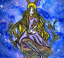 Bunny Alice by Twilightsoma