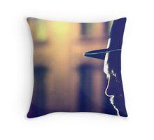 Occupy LSX ~  Rev. Jesse Jackson Throw Pillow