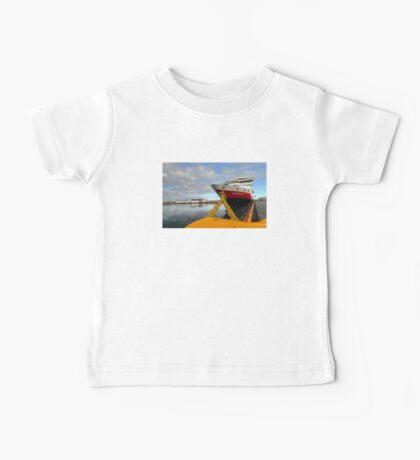 Hurtigruten MS Nordkapp - Svolvær, Norway Baby Tee