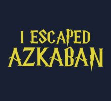 I Escaped Azkaban! by ScottW93