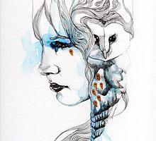 Bleu by Patricia Ariel